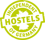 Logo Independent Hostels of Germany